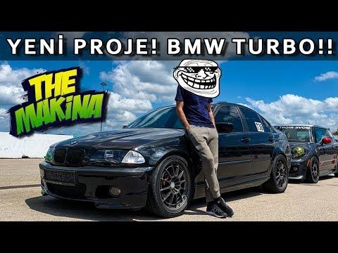 YENİ PROJE - BMW E46 330D | BÖLÜM 1 - HYBRID TURBO