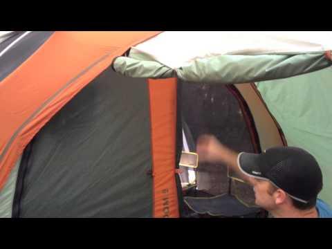 & REI Kingdom 8 tent review - YouTube