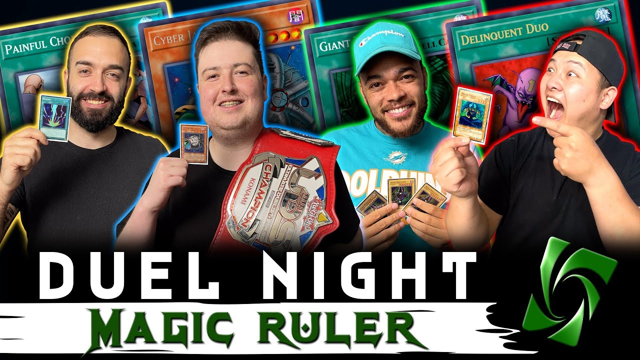 Download IT'S HAND LOOP TIME! | Magic Ruler / Spell Ruler | Duel Night #3 | Yu-Gi-Oh! Duel Gameplay