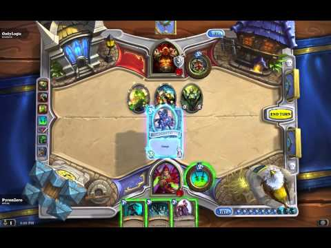 PyTurn at Hearthstone – Challenge from OnlyLogic