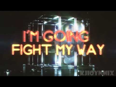Morgan Page feat  Moses Keenan  –  Fight My Way [Lyric Video]