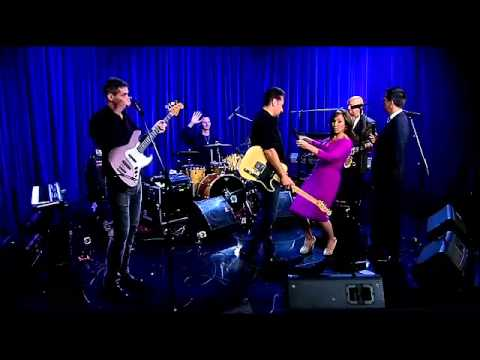 Tramps Like Us - Born To Run - on FOX 5's Good Day NY