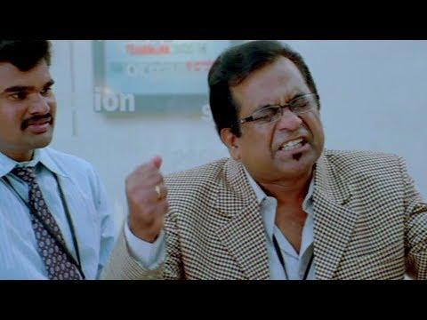 Brahmanandam Latest Hilarious Comedy Scenes - Volga Videos 2017