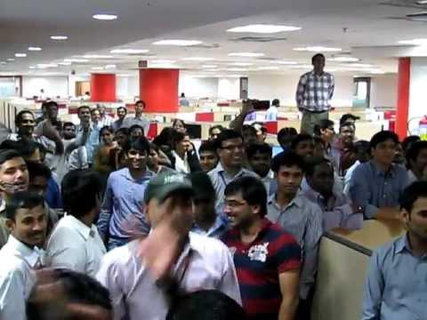 Flash Mob @ Infor