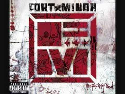 Fort Minor- Be Somebody