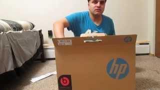 "HP ENVY 15.6"" TouchSmart Laptop  Silver (Intel Core i7 4700MQ / 1TB HDD / 16GB RAM"