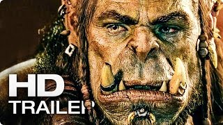 WARCRAFT: The Beginning Trailer Teaser (2016) Movie