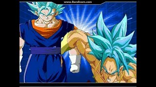 VEGETTO SSGSS AND BROLY SSGSS MUGEN CHARACTER DOWNLOAD