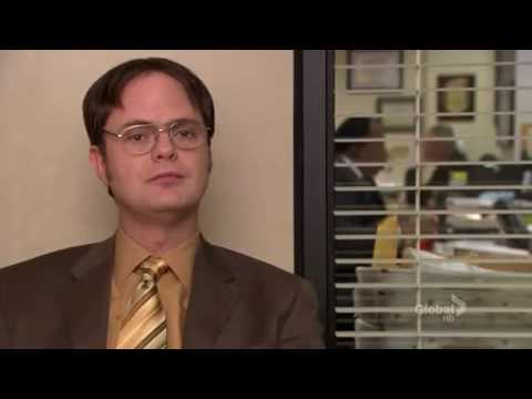 The Office Learn Your Rules Dwight *BEST QUALITY*