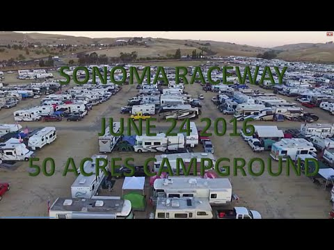 50 Acres Campground Sonoma Ca Aerial View Youtube