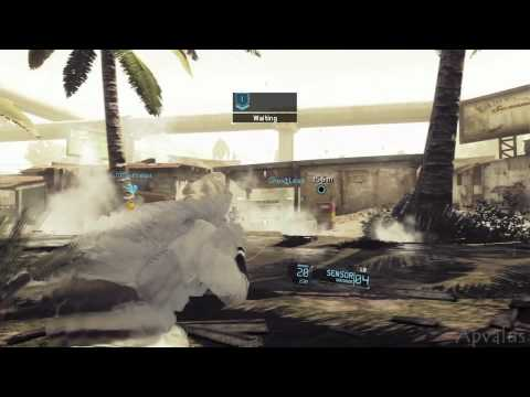 Tom Clancy's Ghost Recon: Future Soldier Gameplay #3 [ PC HD ]