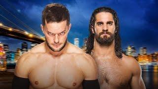 WWE 2K16 PS2: Seth Rollins vs Finn Bálor  - Summerslam 2016 - WWE Universal Championship