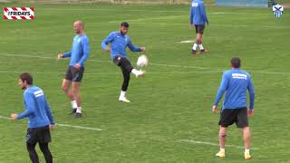 Anorthosis Famagusta│ Training Session │ Ano Media │ 04.02.2021
