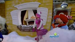 LazyTown Bing Bang Christmas Rock