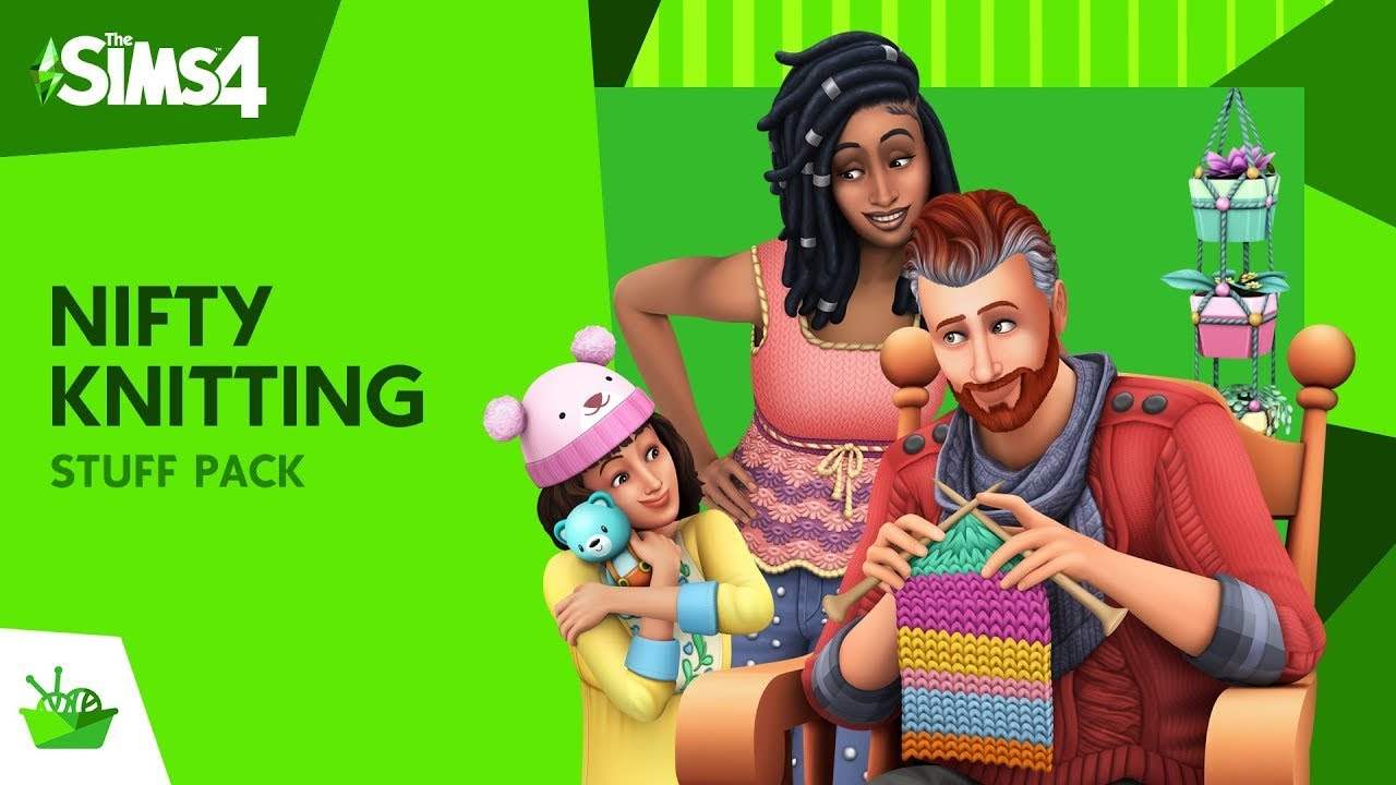 The Sims 4 Free Download (Incl. All DLC + Nifty Knitting)