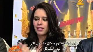 'Yeh Jawaani Hai Deewani' Star-Cast interview on Zee Aflam