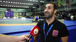 Рамис Гусенов Работа судей на Чемпионате России 2020