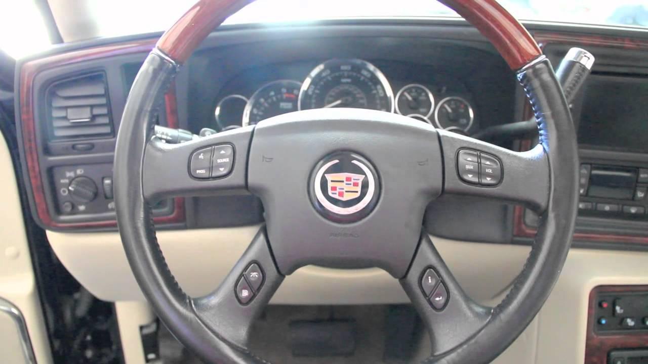 2005 Cadillac Escalade Esv Platinum Golden Rule Auto Sales