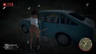 Friday the 13th  The Game - You Should've Killed Me Jason! Part 2 (Tiffany Cox)