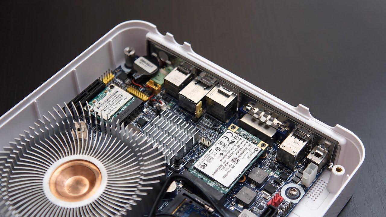 DNK-H | Thin Mini-ITX PC case