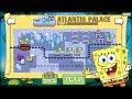 SpongeBob Atlantis SquareOff: Map 7 - Atlantis Palace