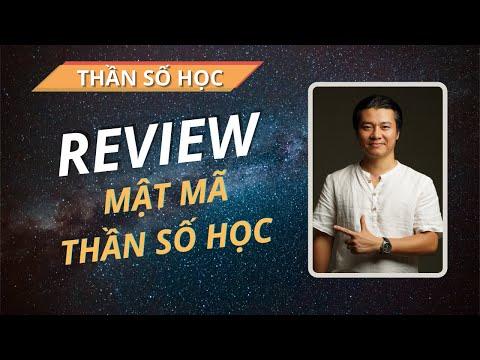 Review sách Mật mã thần số học | Nguyễn Thành An