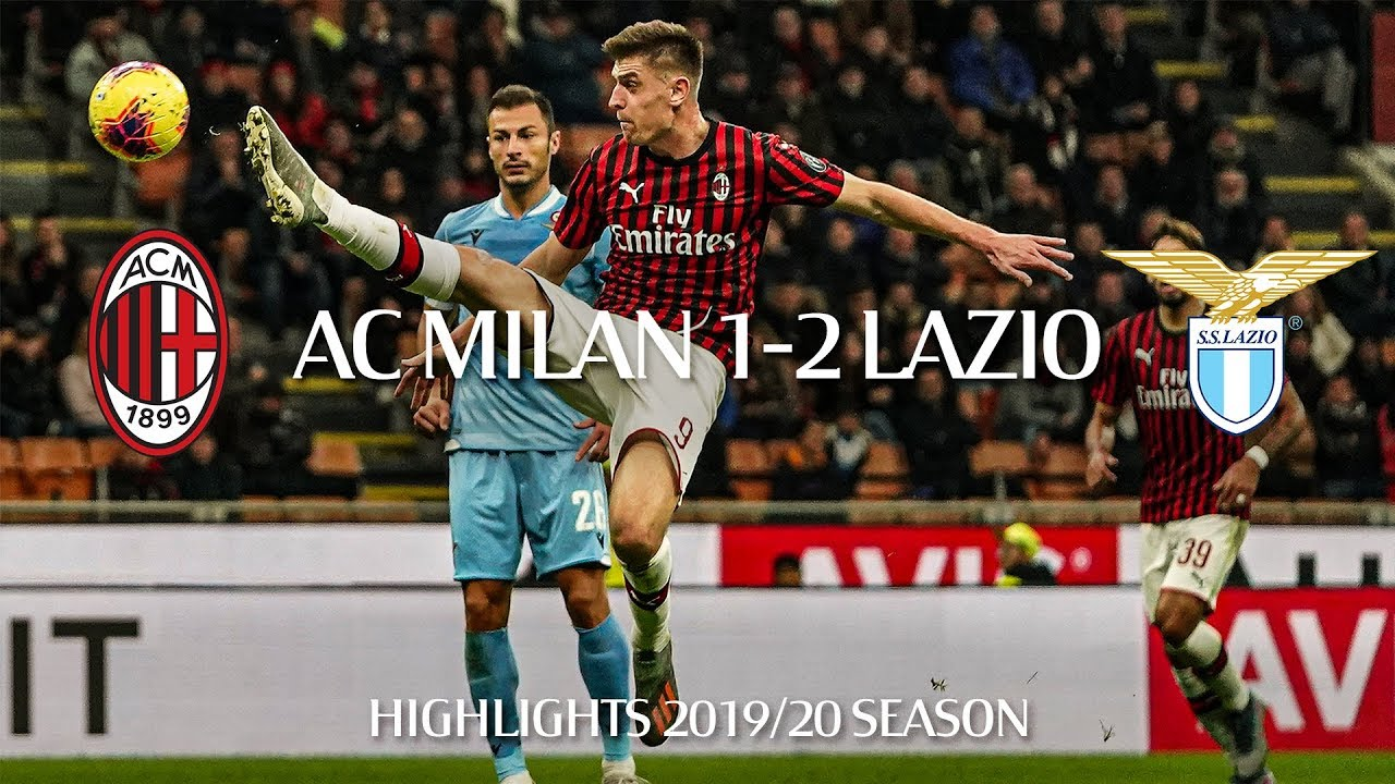 Download Highlights | AC Milan 1-2 Lazio | Matchday 11 Serie A TIM 2019/20