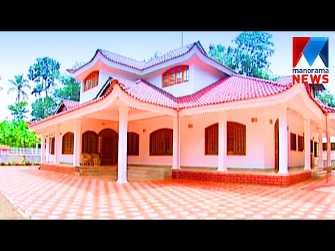 Japanese architecture and Kerala style house | Veedu | Old episode | Manorama News