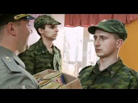 Анекдот про прапорщика и солдата Смешные Анекдоты