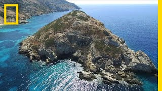 On a Greek Island, Clues to a Mysterious Civilization | National Geographic
