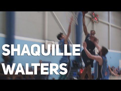 Shaquille Walters Hammers Nasty Dunk Down Lane! CoLA Dunkfest Vs Derby In EABL Playoffs