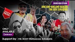 PIALA PAKUALAM 6 : Bincang-bincang dengan Tim Rony Perkasa Surabaya Mp3