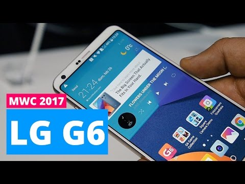 LG G6: anteprima ITA al Mobile World Congress 2017 | Hardware Upgrade