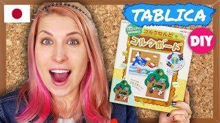 OMG! 😱 Zestaw Japana z TABLICĄ KORKOWĄ DIY?! 😍| Agnieszka Grzelak Vlog
