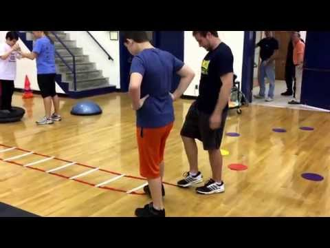 Physical Education for Oasis Day School at UNCW
