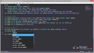 Создание сайта на HTML5 и CSS3. Урок 23