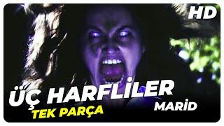 Üç Harfliler Marid | Türk Korku Filmi Tek Parça (H