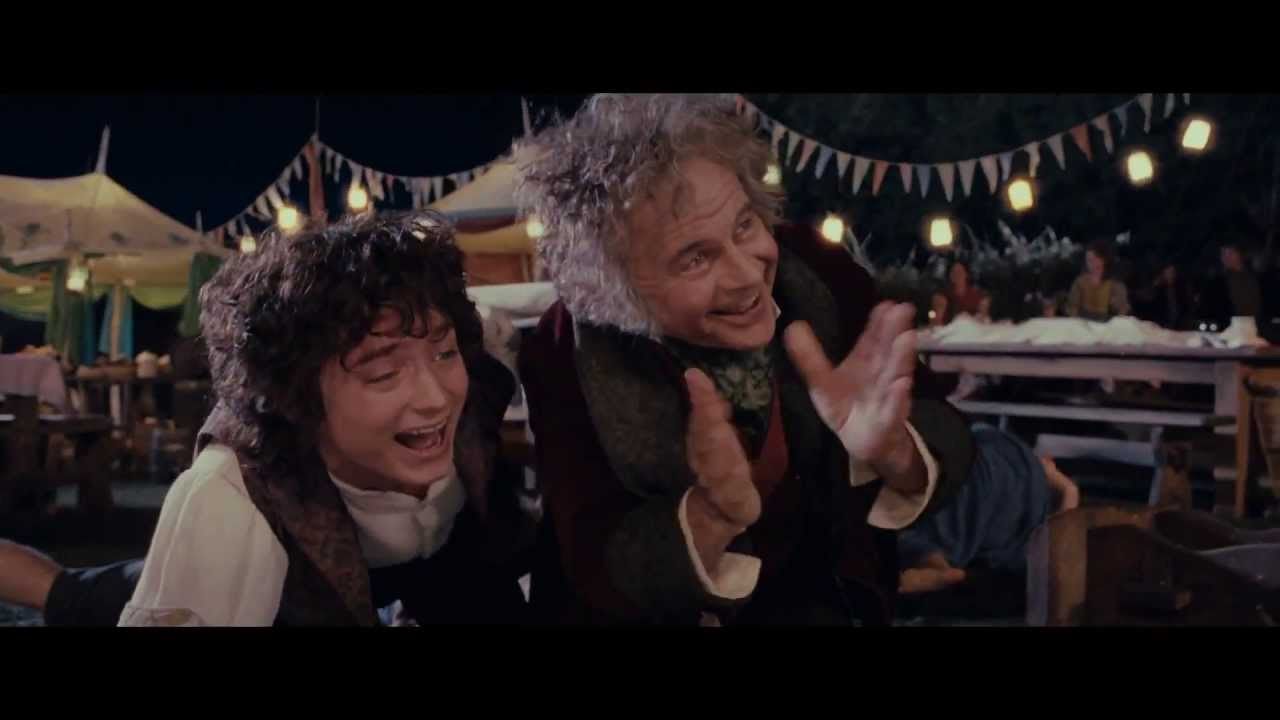 Frodo & Bilbo