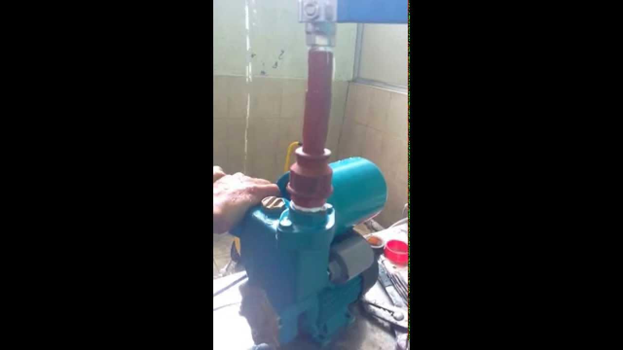 Como controlar la baja presi n de agua con bomba for Gotera en la regadera