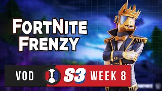 Season 3 Finale Fortnite Frenzy Powered by The Marines - HyperX Giveaway!