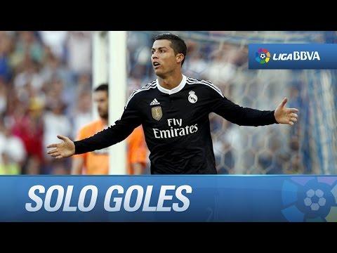 Todos los goles de RCD Espanyol (1-4) Real Madrid