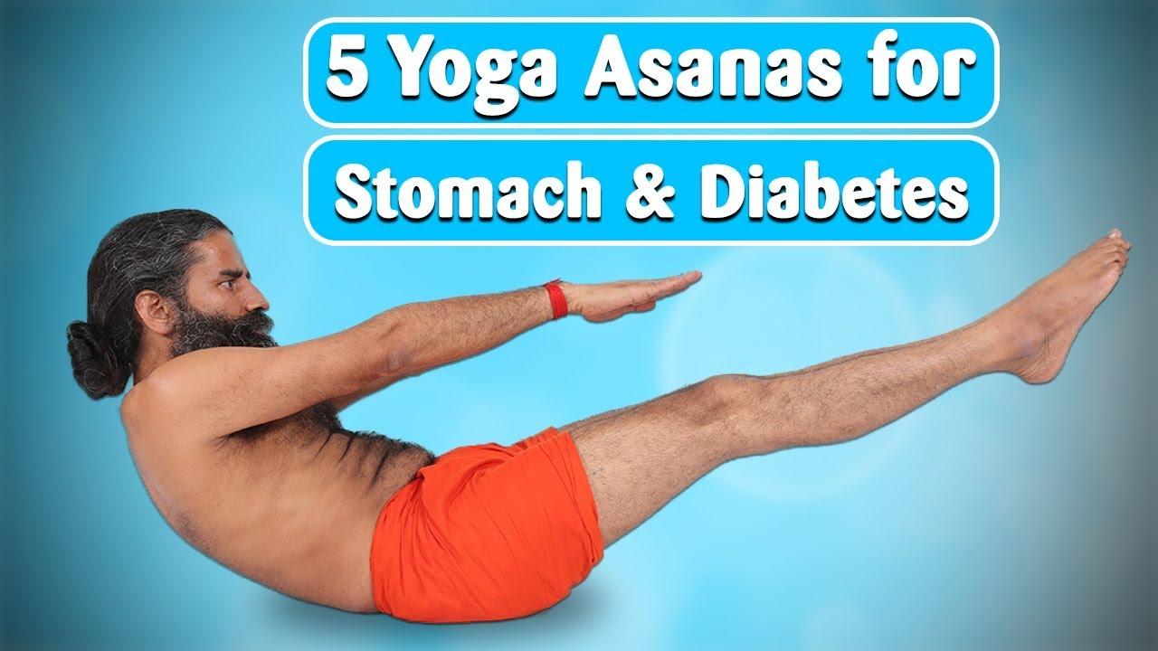 yoga baba ramdev diabetes yoga