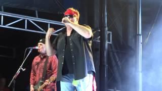Loverboy Performing Turn Me Loose Live @ K-Days. Edmonton. July 21, 2014.