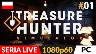 Treasure Hunter Simulator PL  #1 (odc.1)  Symulator poszukiwacza skarbów