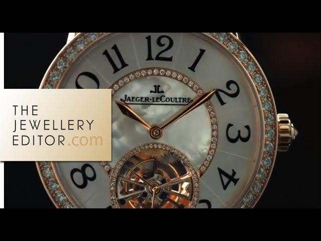 Jaeger-LeCoultre Master Rendez-Vous Tourbillon watch