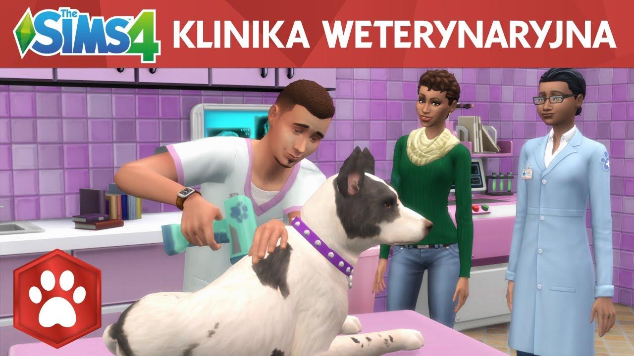 The Sims 4 Psy i koty: Klinika weterynaryjna – oficjalny zwiastun rozgrywki