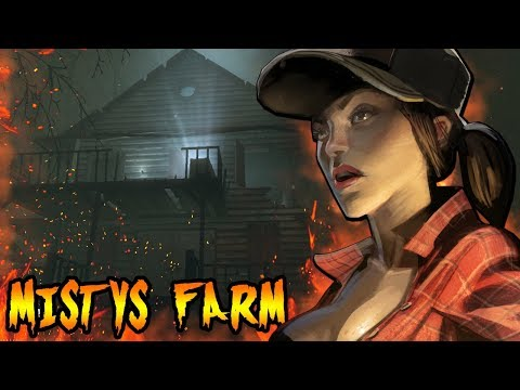 MISTY'S FARM HOUSE IN TRANZIT! What Did Sophia Do To Gersh! Black Ops 2 Zombies Easter Egg Storyline