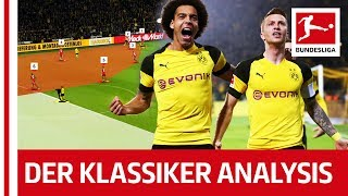 How did Dortmund beat Bayern? - Der Klassiker Analysis