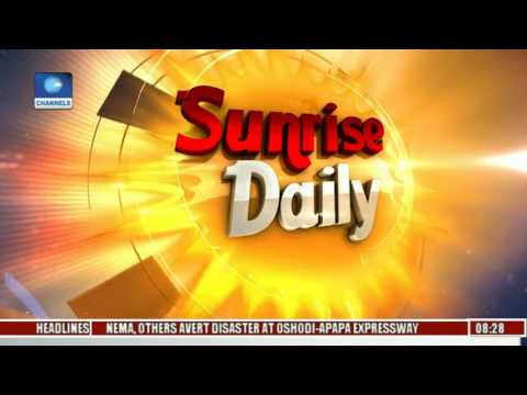 Sunrise Daily: Tax Consultant Remarks On FG's New Tax Policy Pt 1