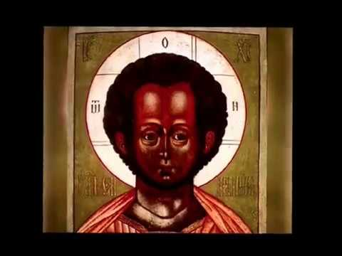 Real Ancient Russian Paintings That Show That Jesus Is Black